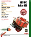 185 PC Battue 12C